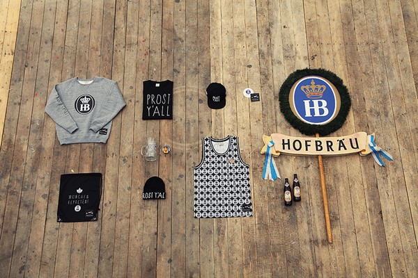 "K1X x Hofbräuhaus ""Prost Y'all"" Capsule Collection"
