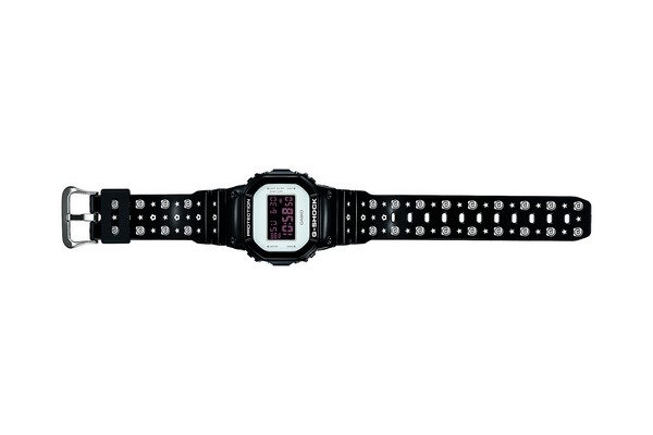 Medicom Toy x Casio G-Shock DW-5600MT-1JR