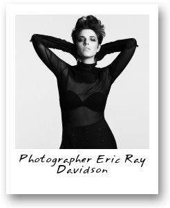 Photographer Eric Ray Davidson