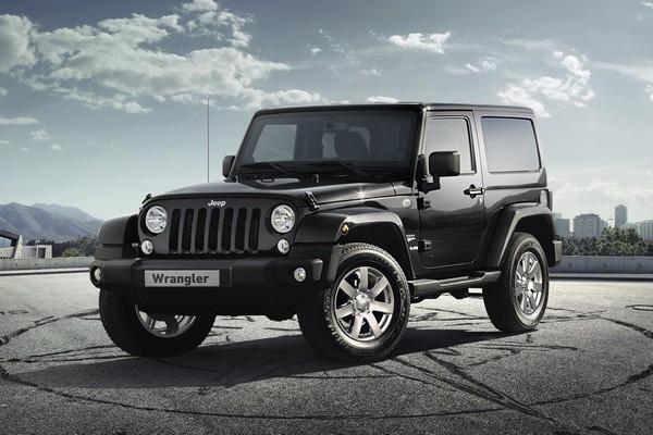 Jeep Wrangler Platinum Edition 2013 Viacomit