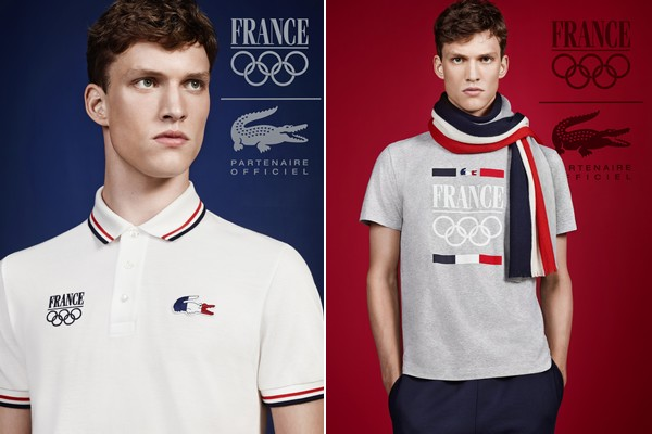 LACOSTE x Sochi 2014 Olympic Games