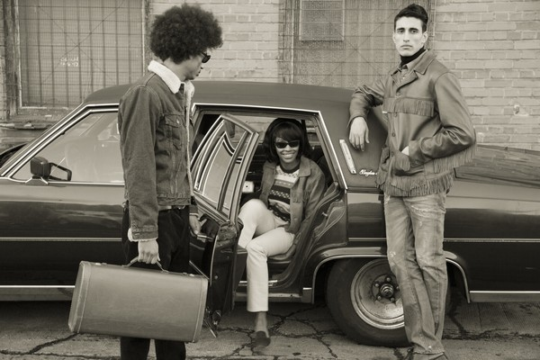 Levi's Vintage Clothing F/W 2013 Collection Lookbook