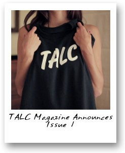 TALC Magazine Announces Issue 1