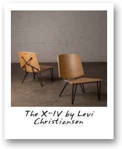 The X-IV by Levi Christiansen