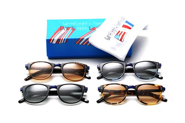 Garrett Leight x Thierry Lasry Limited Edition Collection