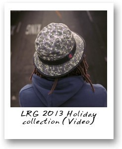 LRG 2013 Holiday Collection