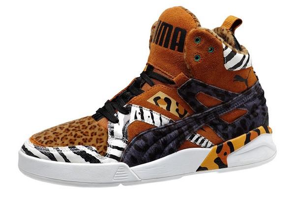 chaussure puma zebre