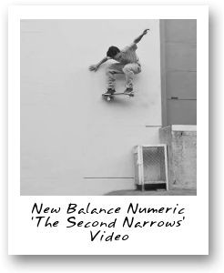 New Balance Numeric 'The Second Narrows' Video