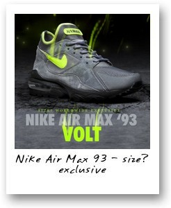 Nike Air Max 93 - size? exclusive