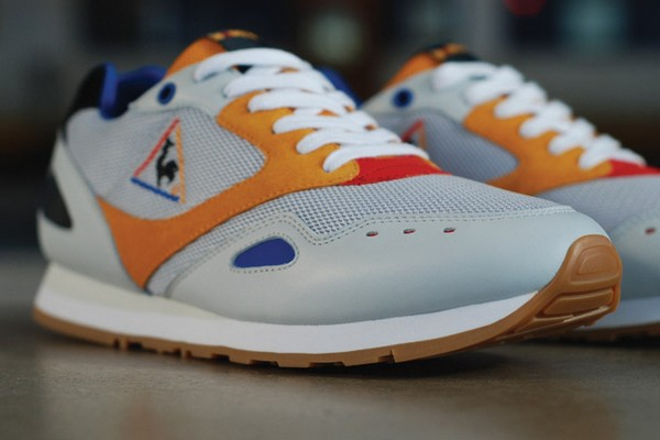 the best attitude 6298a 9b0c0 Crooked Tongues x le coq sportif CT Flash