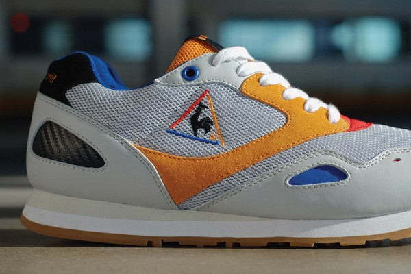 brand new b8975 49c56 ... Foot Patrol or Sneaker Freaker, the french brand le coq sportif  collaborates with the British shop Crooked Tongues on a Flash silhouette.