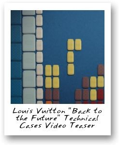 Louis Vuitton 'Back to the Future' Technical Cases Video Teaser