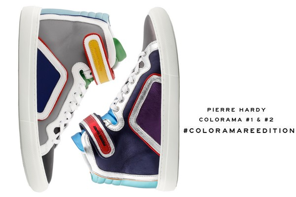 Pierre Hardy Colorama #1 and #2 Reissue