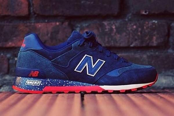 New Balance 577 Bleu