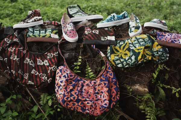 Vans x Della Capsule Collection