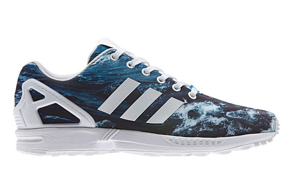 "adidas Originals ZX FLUX ""Photo Print"" Pack"