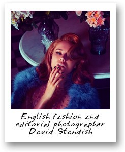 English fashion and editorial photographer David Standish