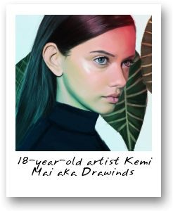 The Art of Kemi Mai
