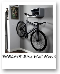 SHELFIE Bike Wall Mount
