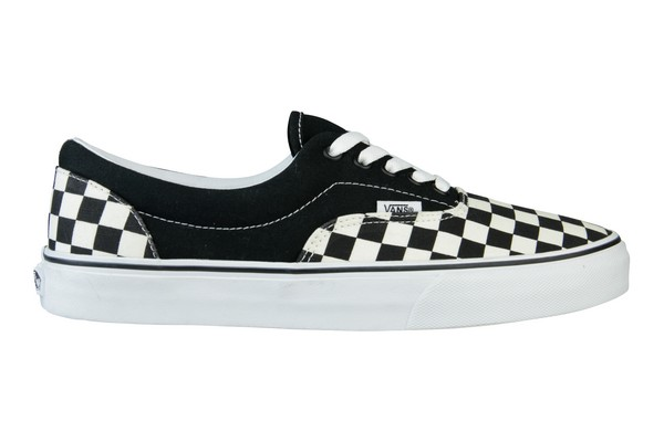 foot locker vans checkerboard
