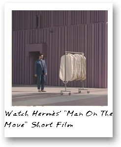 "Hermès' ""Man On The Move"" Short Film"