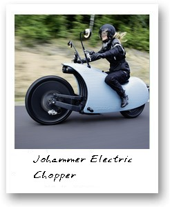 Johammer Electric Chopper