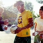 "Collection de T-Shirts ""Football"" le coq sportif"