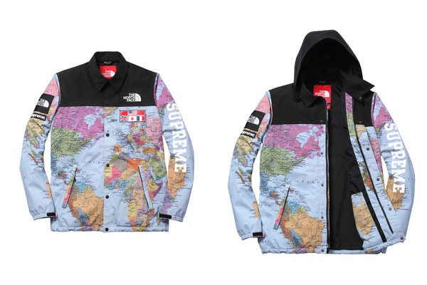 128a1f1898 Supreme vient de dévoiler sa nouvelle collaboration avec The North Face  pour le Printemps/Été 2014. Supreme propose une version exclusive de  l'Expedition ...