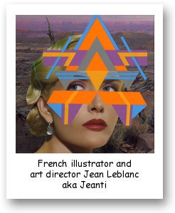 Jean Leblanc aka Jeanti is a French illustrator and art director