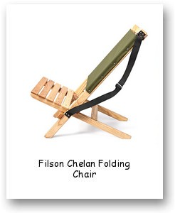 Filson Chelan Folding Chair