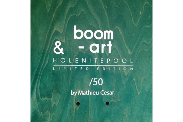 "Mathieu Cesar x Boom-Art Limited Edition ""Photo Series"" Decks"
