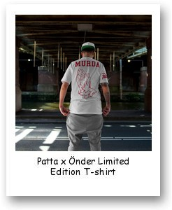Patta x Önder Limited Edition T-shirt