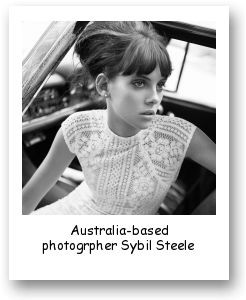 Australia-based photogrpher Sybil Steele