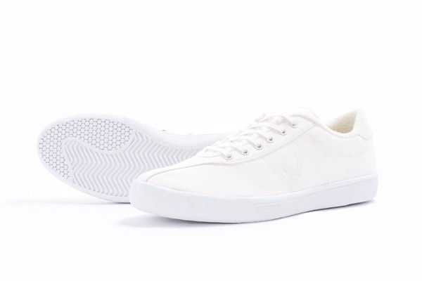 Fred Perry Blank Canvas 1934 Tennis