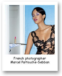 French photographer Marcel Partouche-Sebban