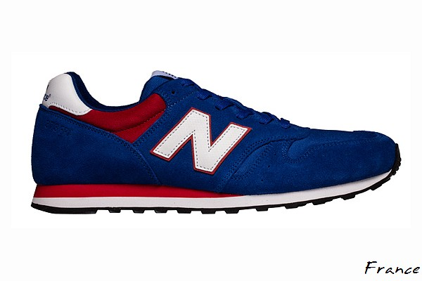 "New Balance ""Champions Pack"" Collection"