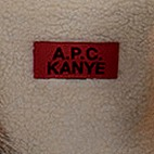 Kanye West x A.P.C. Fall/Winter 2014 Capsule Collection