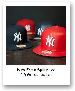 New Era x Spike Lee '1996' Collection