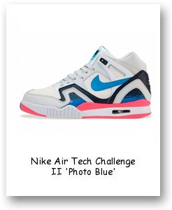 Nike Air Tech Challenge II 'Photo Blue'