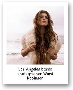 Los Angeles based photographer Ward Robinson