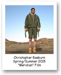 "Christopher Raeburn Spring/Summer 2015 ""Meridian"" Film"