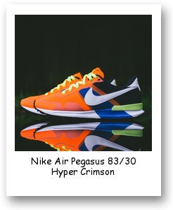Nike Air Pegasus 83/30 Hyper Crimson
