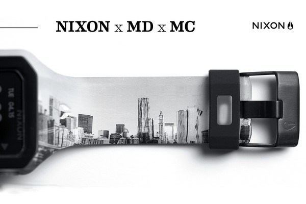 NIXON x Mike D x Monster Child