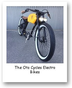 Oto Cycles Electro Bikes