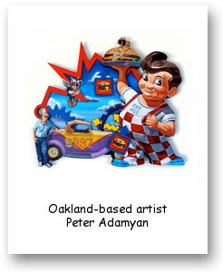 The Art of Peter Adamyan