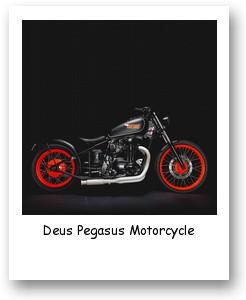 Deus Pegasus Motorcycle