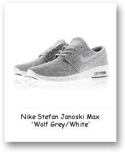 Nike Stefan Janoski Max 'Wolf Grey/White'