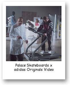 Palace Skateboards x adidas Originals Video