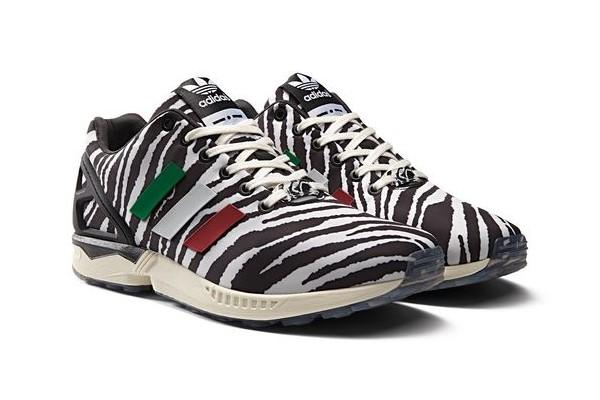 ZX Flux animalier adidas Originals X Italia Independent