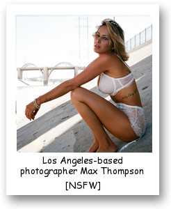Los Angeles-based photographer Max Thompson